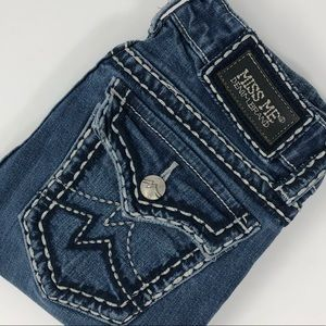Miss Me Boot Cut Jeans Style Irene size 29